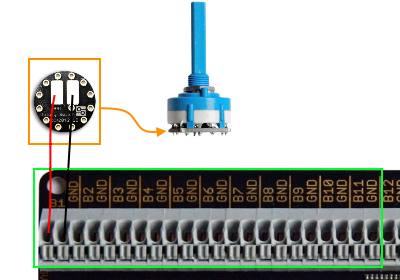 BBI32 Button Box Interface With Connectors BBI32 2999GBP – Rotary Encoder Joystick Wiring-diagram